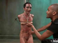 Wenona gets tied up and fucked