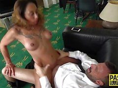 Fetish sub milf analized
