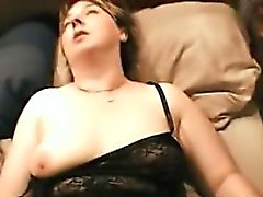 Home POV with French BBW Adeline
