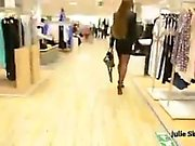 Best Mom Shopping With Buttplug See pt2 at goddessheelsonlin