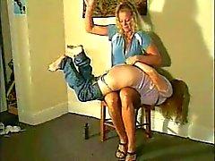 Mom's Knee - Caught Drinking Again