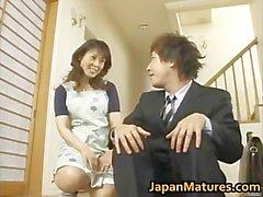 Hitomi Kurosaki mature Japanese woman part4