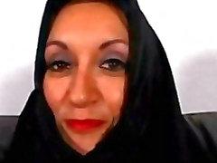 Arabic Milf Persia Monir Is Shy To Smash To Make a Porn