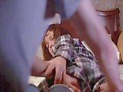 massaging mom