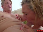 hot milf blowjob with cumshot segment movie 1