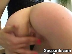 Big Sexy Explicit Spanking Gal Domination