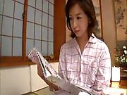 Japanese mom Is Hot For Cock So Gets It From Not Her son!