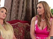 Tanya Tate, Cali Carter, and Cherie Deville have always...