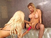Luna Star and Alexis Fawx - Squirting Bombshells.