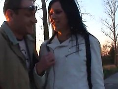 A couple be requested piss in public - More On HDMilfCam,com