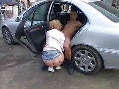Naughty Driving School