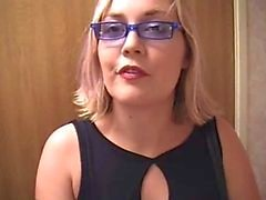 Hot milf first cumswallow expereinced