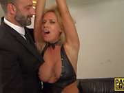 Bound milf sub analized