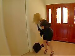 MILF Robin Pachino Gets BBC in the Yard As Hubby Watches