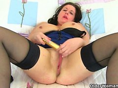 My favorite videos of British milf Jessica Jay