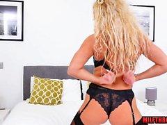 Big boobs milf sex and cumshot