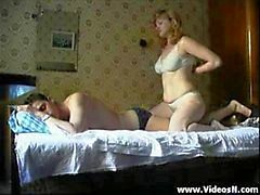 REAL-mom and son fucking