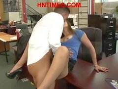 Dani Daniels uncensored Secretary Day, Free Office Porn