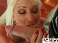 Hot Not Mom Leah L Amour Riding Cock Good Her Bud