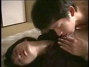 Japanese Milf Boy and Girl