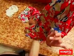 Hussian Housewife