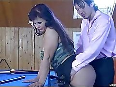 Randy mature gal gets down