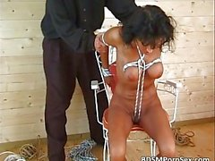 Wicked dude loves BDSM play
