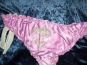 Satin panty collection