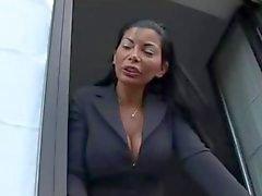 Carlo Boss fuck italian Milf Claudia Sorrento