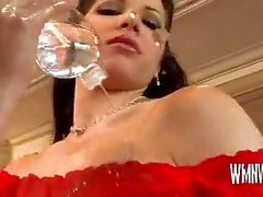 Rebecca Linares Oiled And Hardcore