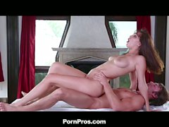 Vicious milf holly michaels gets banged hard