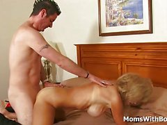 Mature Blonde Cam Ray Do Porn With Hot Boyfriend