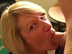 MILF dominated by Pascal White