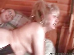 Sexy Russian Mom Pussy Pounded Well