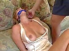 Cruel Anal Hardcore Domination For MILF