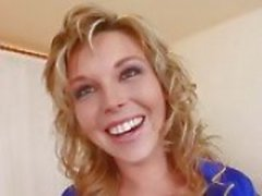Blonde MILF delivers POV perfection