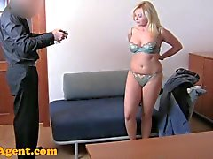 FakeAgent HD Clueless MILF does anal