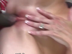 Milf housewife gets fucks and sucks BBC