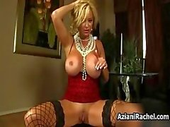 Busty blonde milf goes crazy fucking her part2