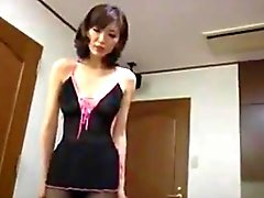 Japanese MILF suck and more