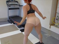 PAWG MILF Dance - Booty Exercise
