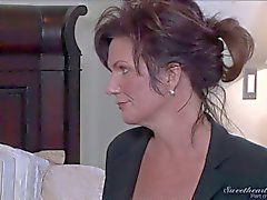 Dana Dearmond gets seduced by busty milf Deauxma