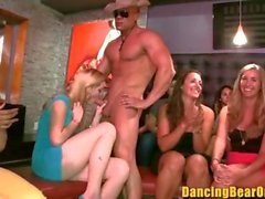 Amateur Blowbang Filemd at the Dancing Bear Orgy