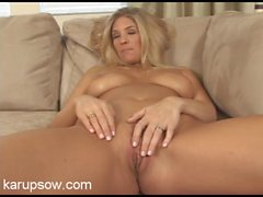 Big natural milf boobs are made to jerk off to