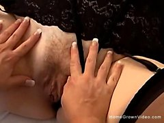 Mistress Wylona Teachs Annabelle the Ways of the Clit -