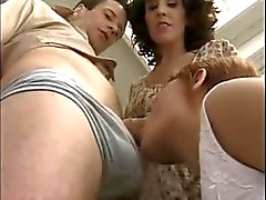 Mother Punishing Babysitter...F70