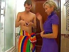 Hot Russian Mom fuck