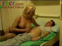 Horny Italian mom anal with Son - Mother Family