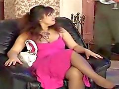 The Russian milf is wild for thick dick