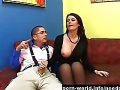 Eva Karera Double Penetrated At Job Interview